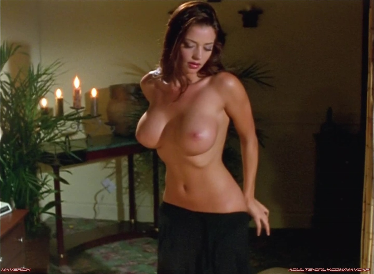 Candice michelle sex scene with galdiator