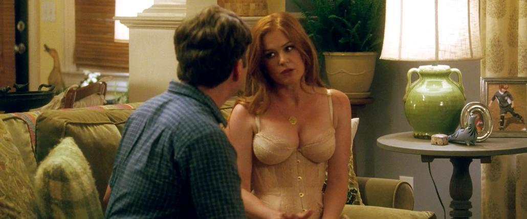 Naked Isla Fisher In Keeping Up With The Joneses Ancensored