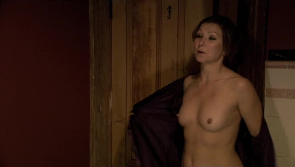 Claire forlani nude false witness