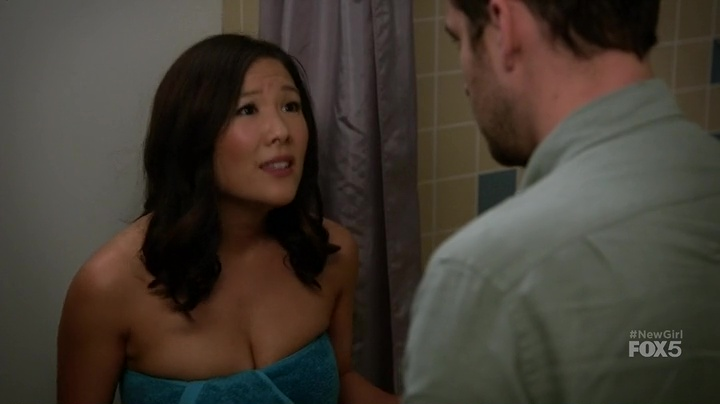 Ally maki hot topless tits