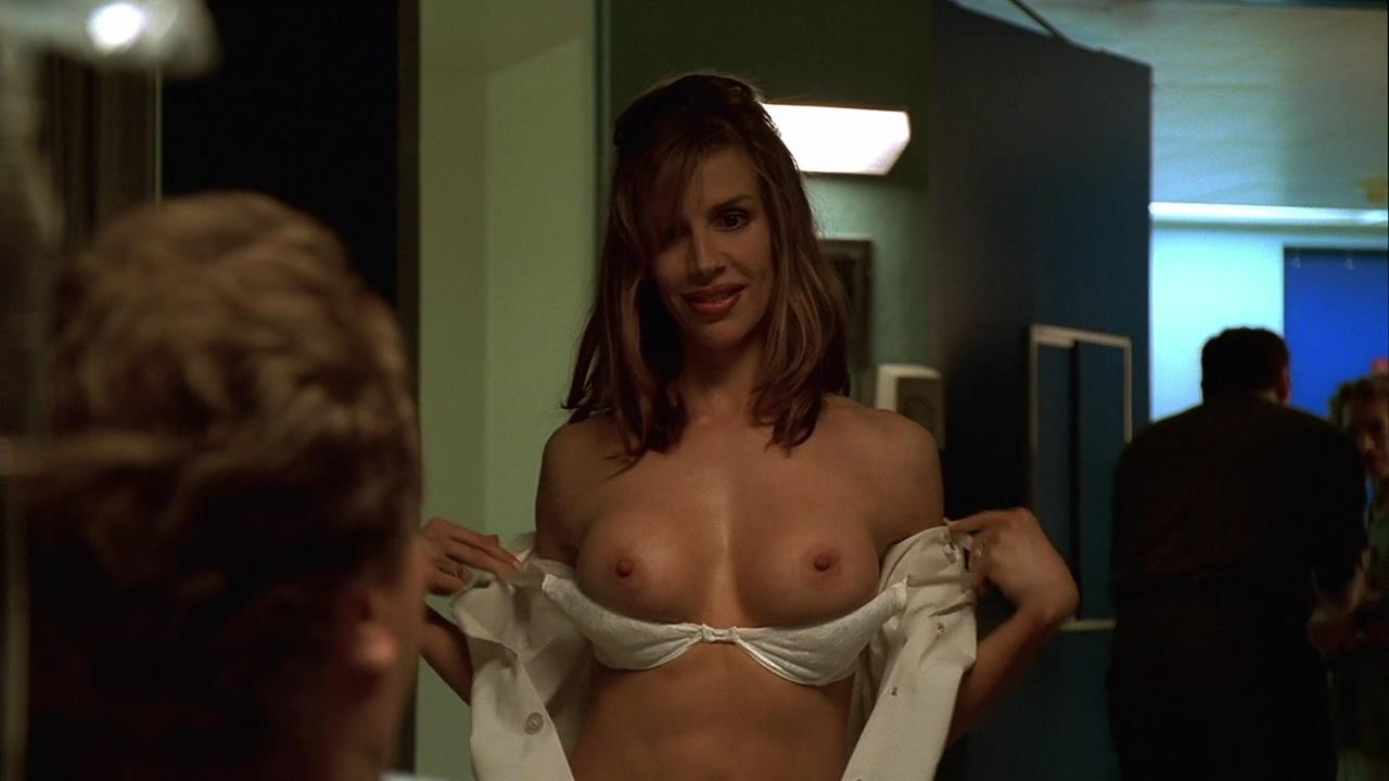 Naked Bernadette Penotti In The Sopranos Ancensored