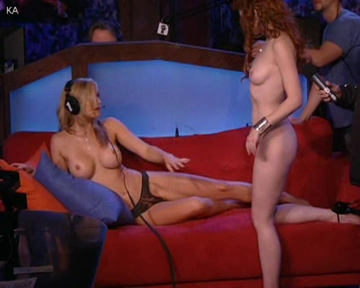 Heather vandeven howard stern