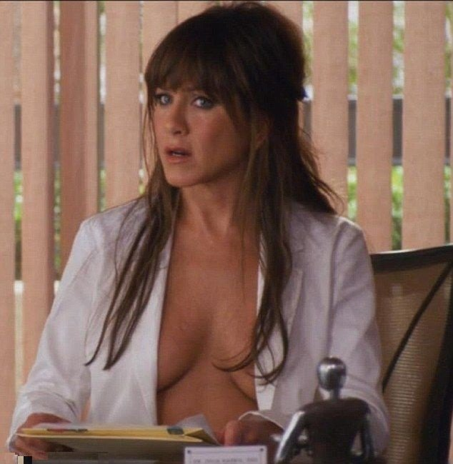 Jennifer aniston hot nude with other women