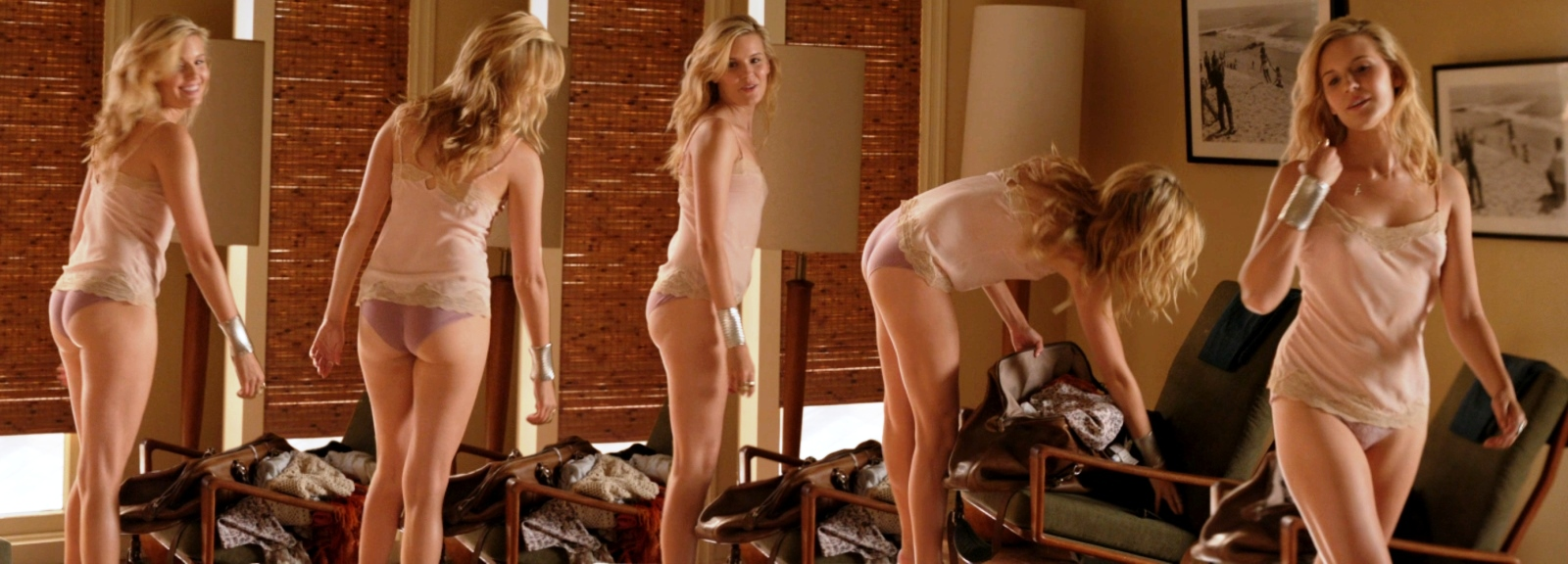 Naked Maggie Grace In Californication Ancensored