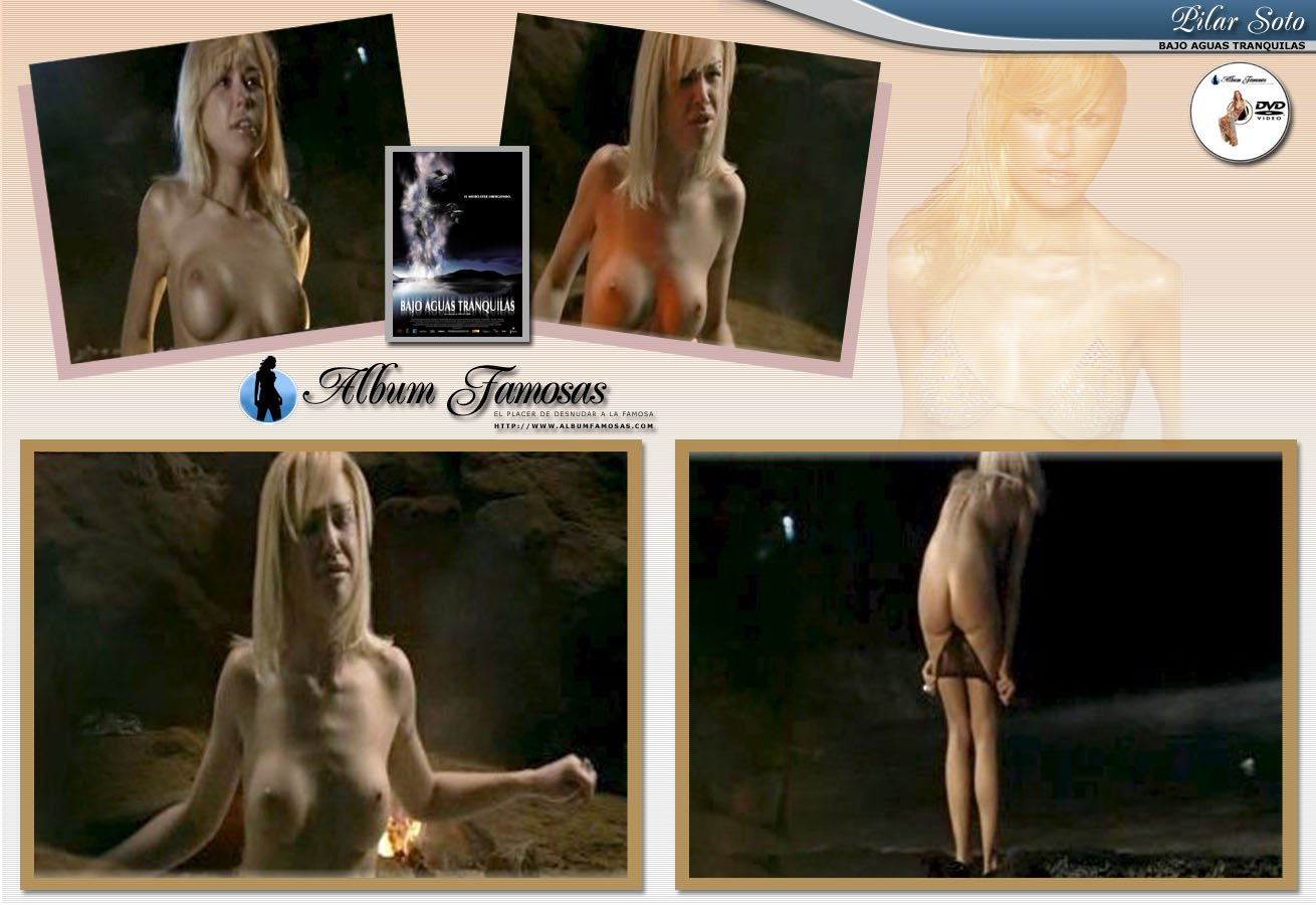 Naked Pilar Soto In La Isla De Los Famosos Ancensored