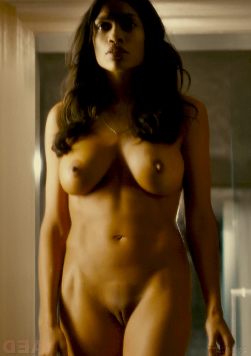 nude photos of rosario dawson