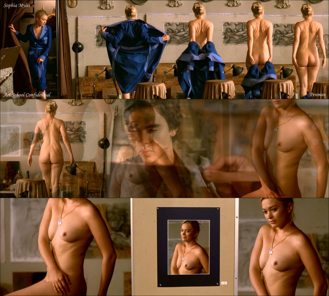 art school confidential nude
