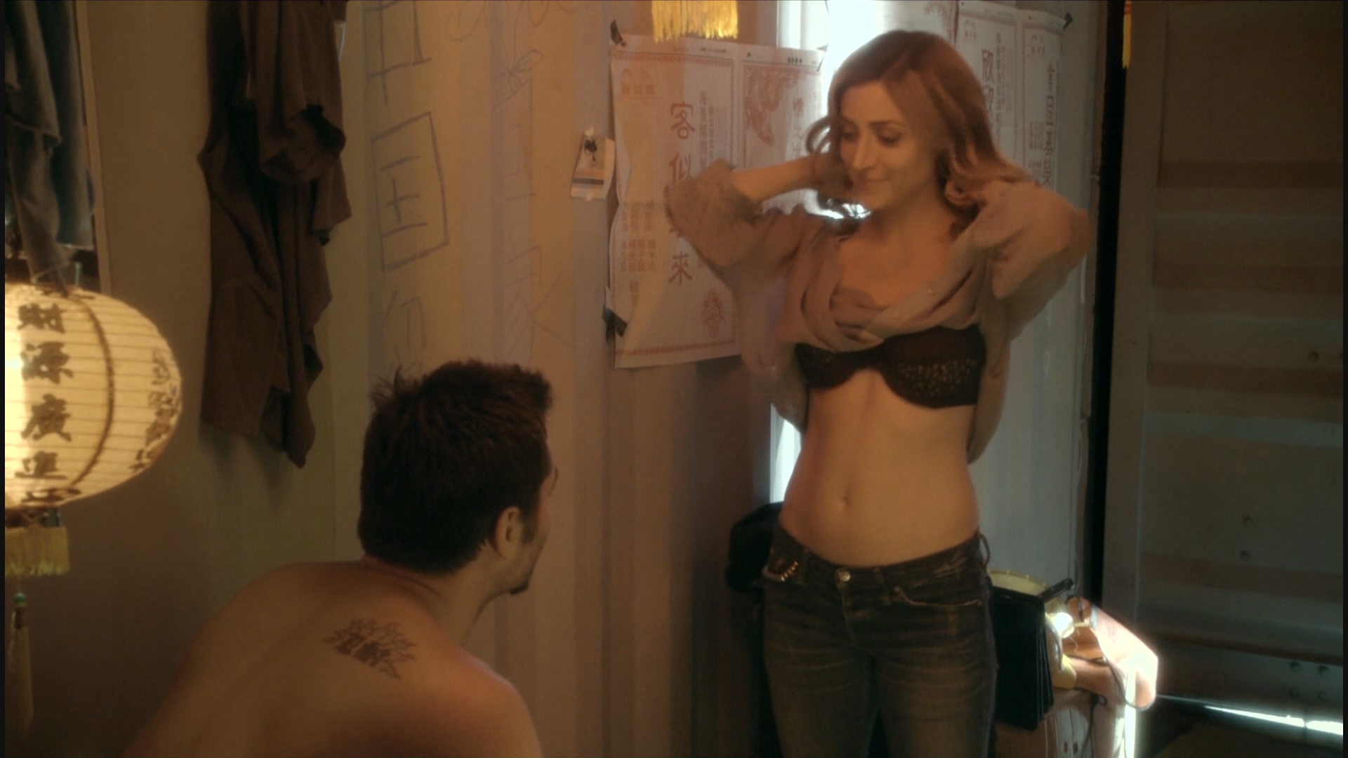 Naked Sasha Alexander In Coming Going Ancensored