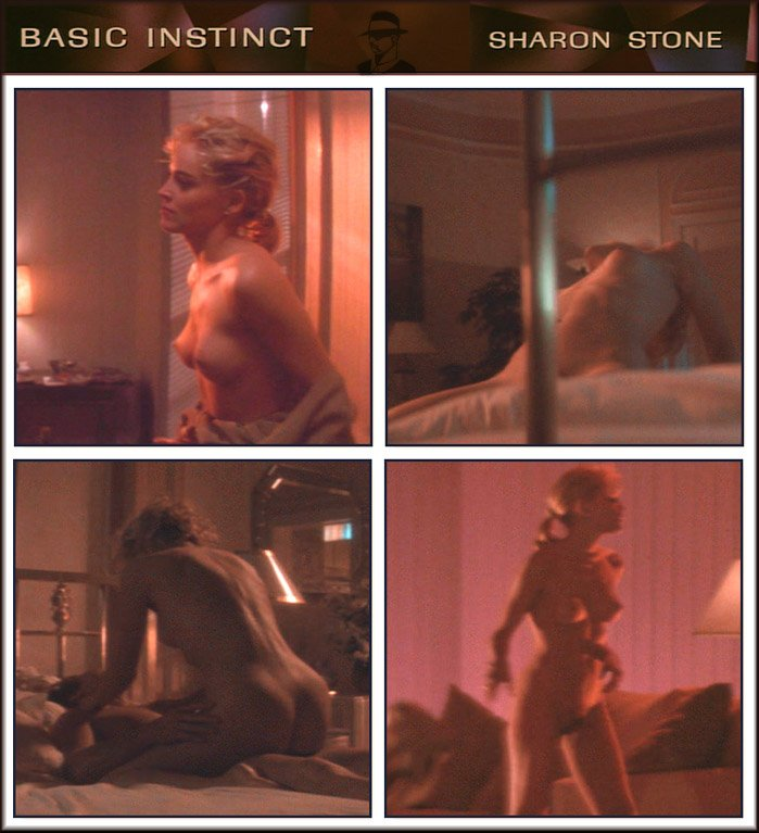 Sharon stone scene pussy — photo 12