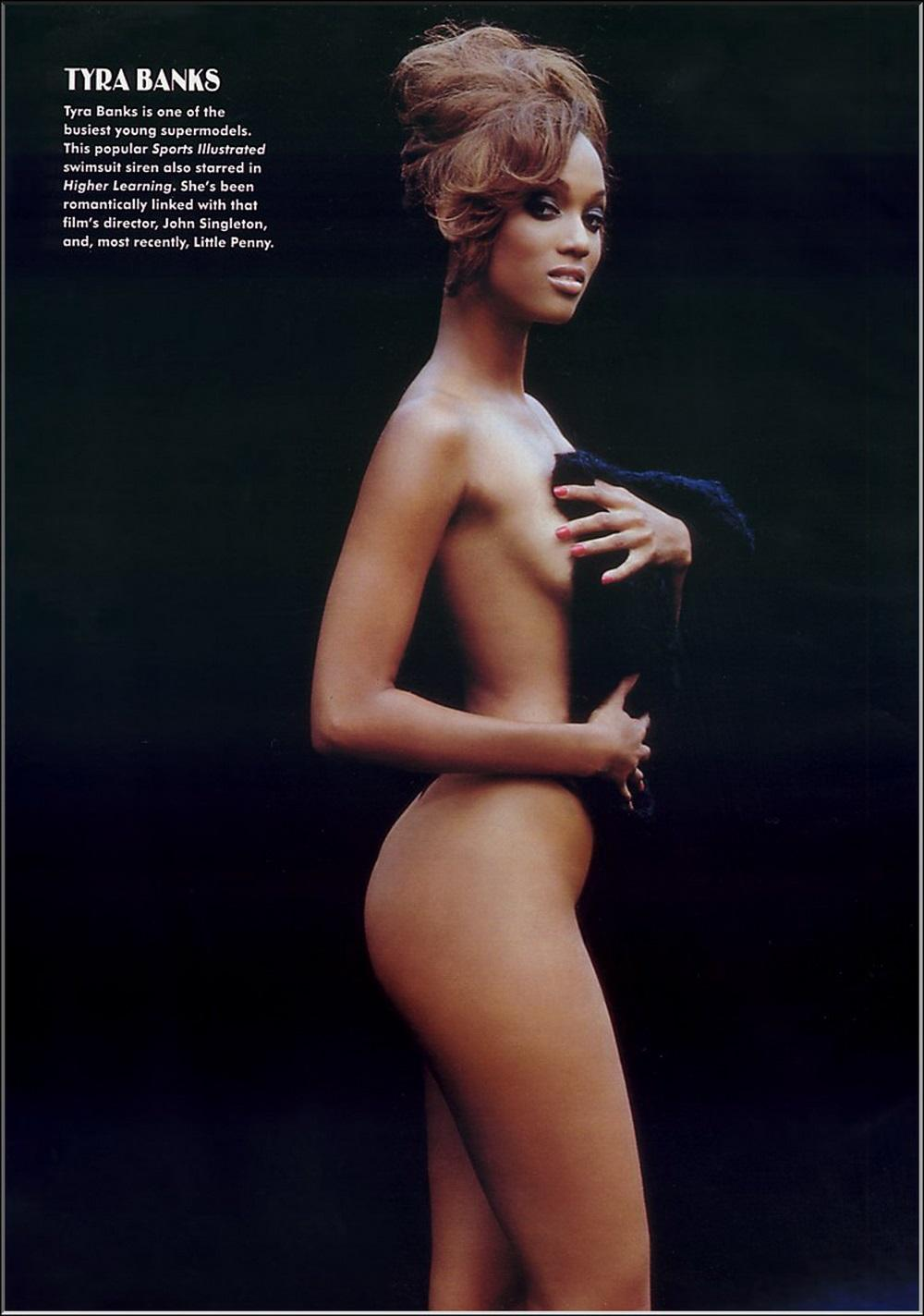 naked tyra banks