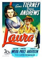 Laura 1944 movie nude scenes