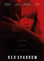 Red Sparrow (2018) Nude Scenes