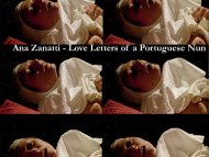 Love Letters of a Portuguese Nun-Mother Alma, the Grand Priestess
