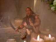 The Scorpion King-The Sorceress