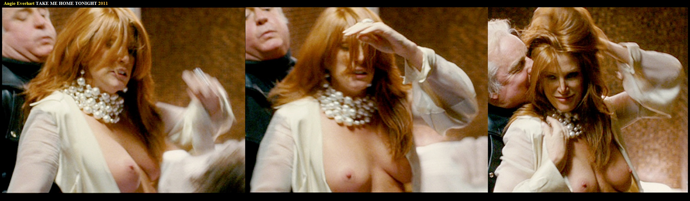 naked angie everhart in take me home tonight < ancensored