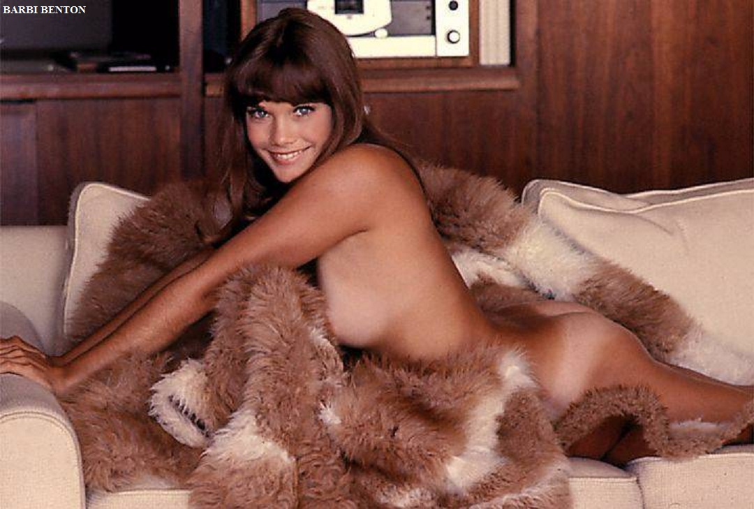 Naked Barbi Benton (~64 years) in Miscellaneous (2014)