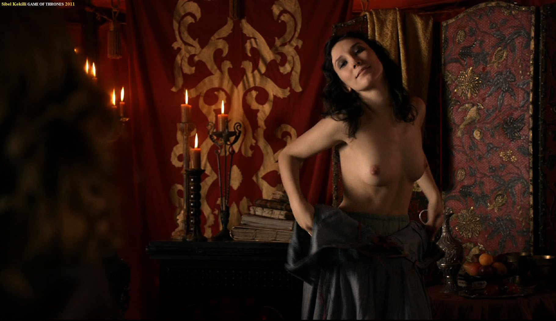 Kekilli thrones of sibel nude game apologise, but does