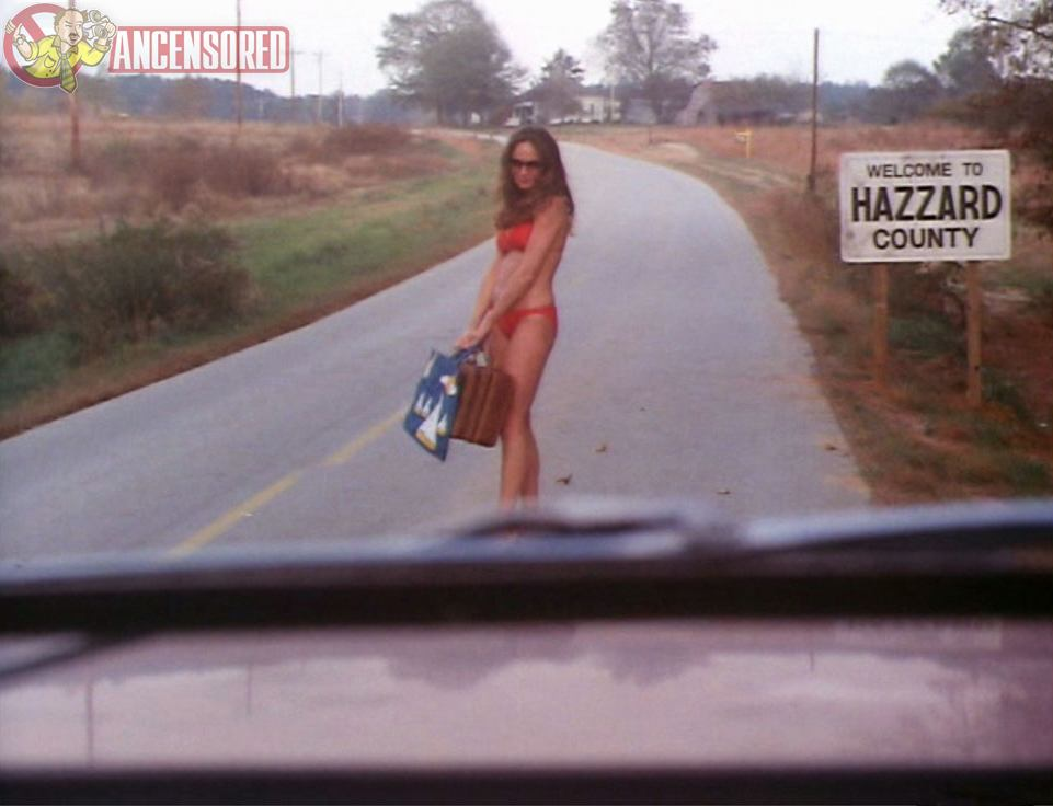 Catherine Bach Unknown In The Dukes Of Hazzard This Scene