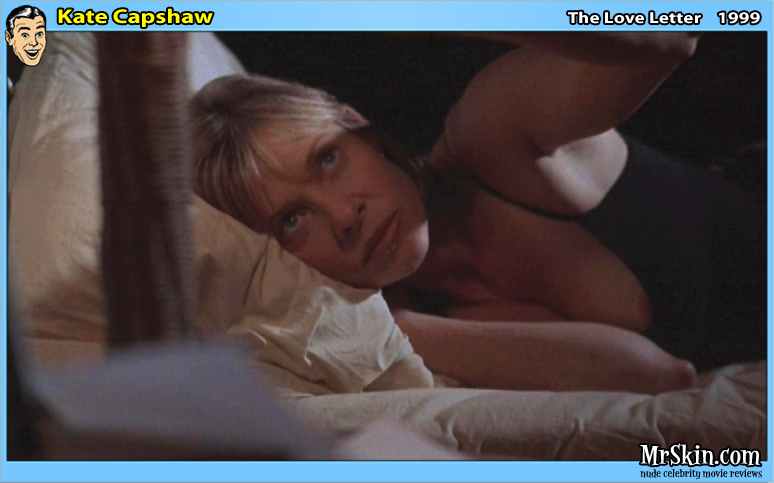 naked kate capshaw in the love letter < ancensored