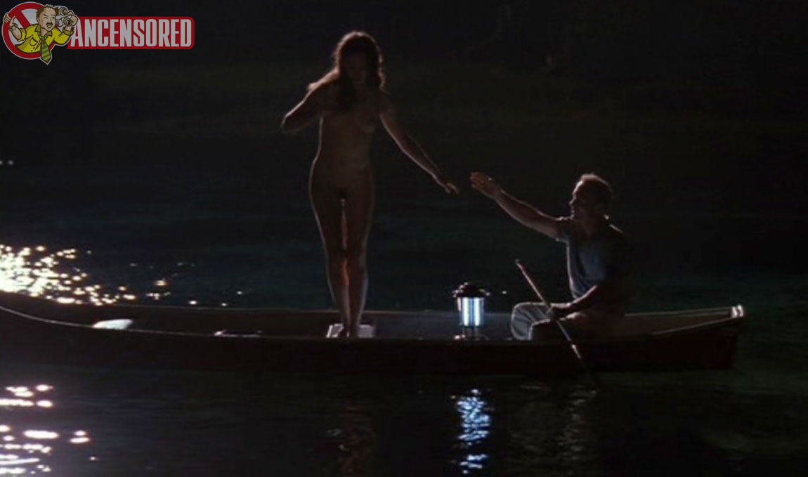Naked Madeleine Stowe Years In China Moon