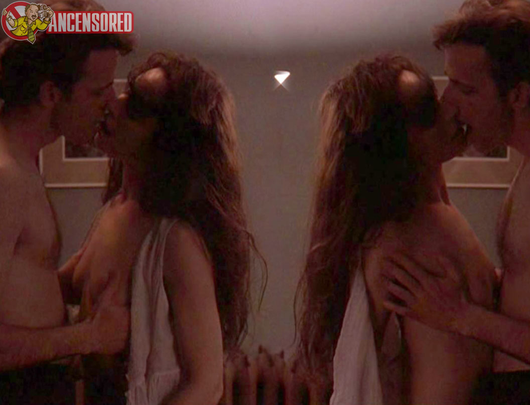 Naked Madeleine Stowe Years In Blink