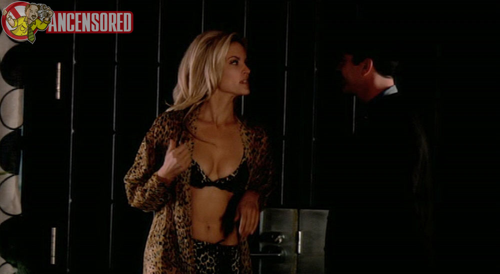 Bridgette wilson phantom punch sex scene