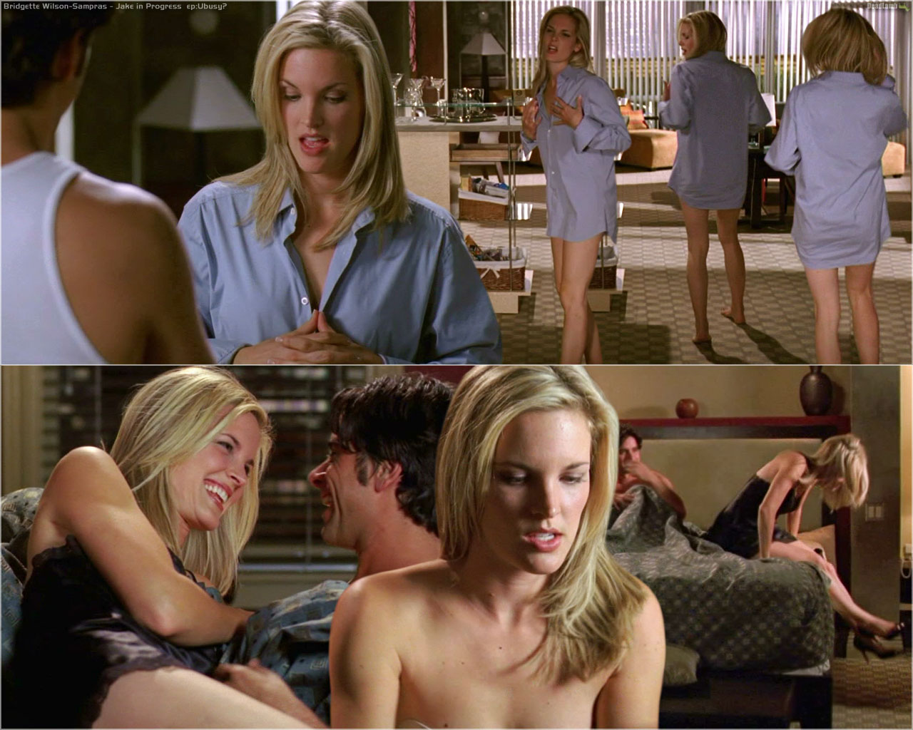 Naked Bridgette Wilson In Jake In Progress 1 2