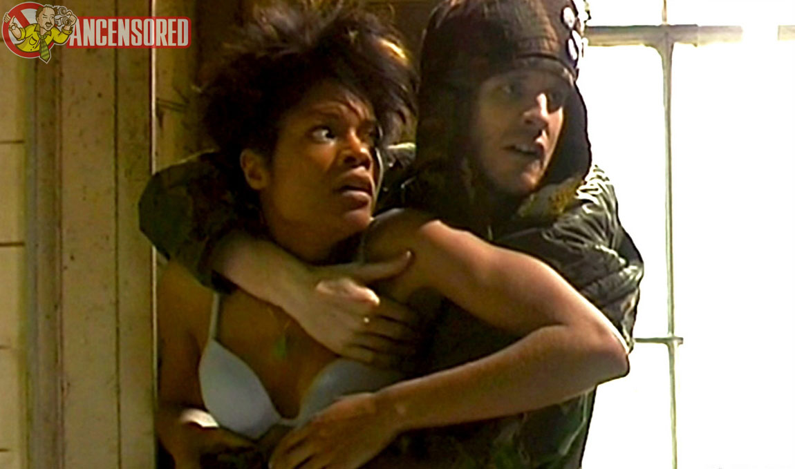Naked Naomie Harris In 28 Days Later Ancensored