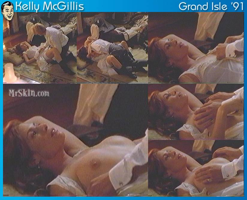 Naked Kelly Mcgillis In Grand Isle Ancensored