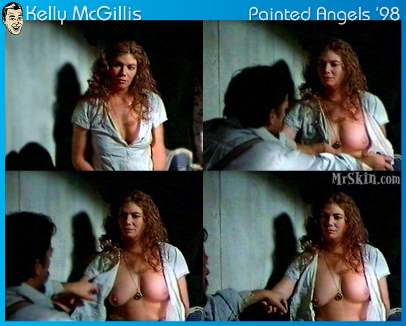 Naked Kelly Mcgillis In The Wicked Wicked West Ancensored