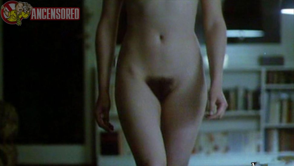 Naked Lara Wendel Years In Desideria La Vita Interiore
