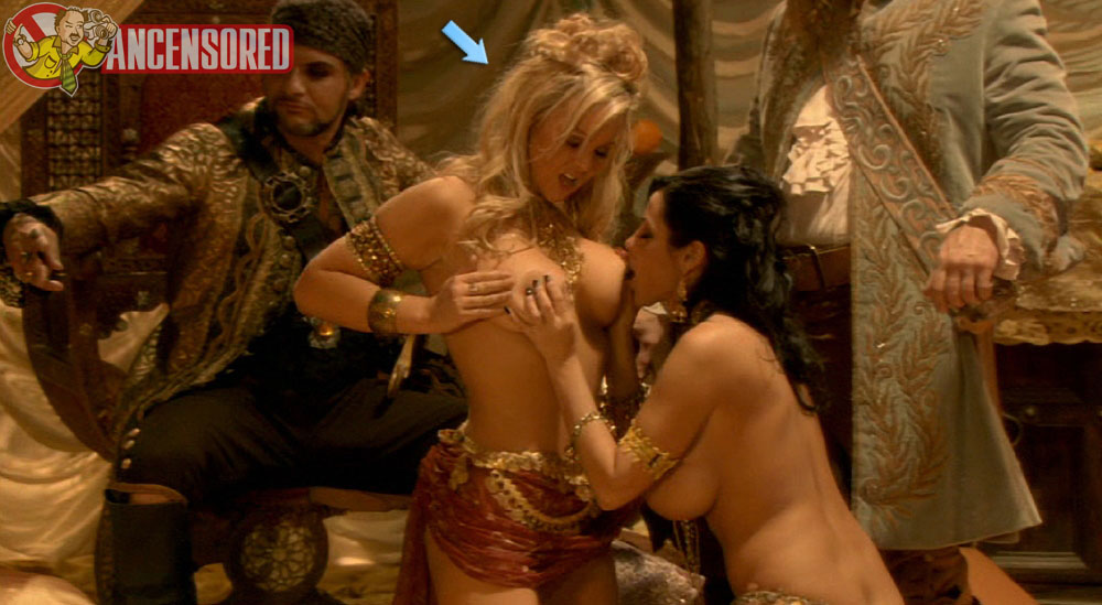 Pirates movie sex scene