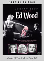 Ed Wood movie nude scenes
