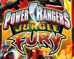 Power Rangers Jungle Fury tv-show nude scenes