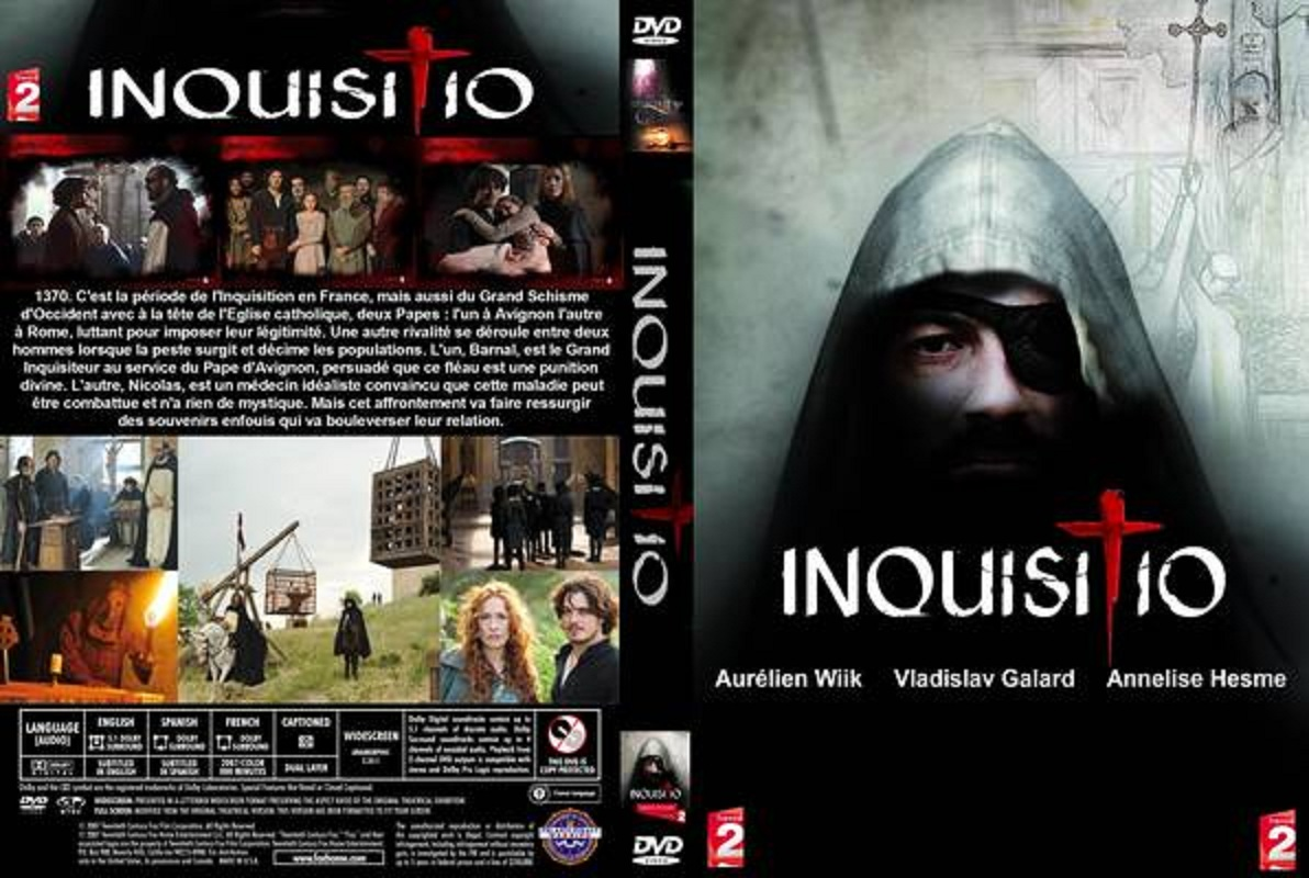 Inquisitio 2012 movie nude scenes